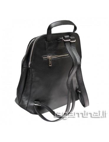 Women's backpack KN79A BK