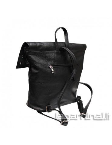 Women's backpack KN79B BK