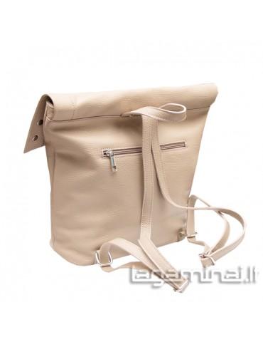 Women's backpack KN79B BG