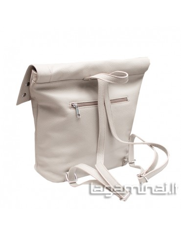 Women's backpack KN79B L.GY