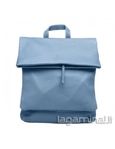 Women's backpack KN89C BL
