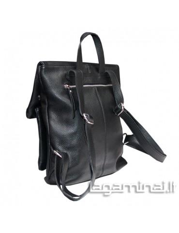 Women's backpack KN89C BK