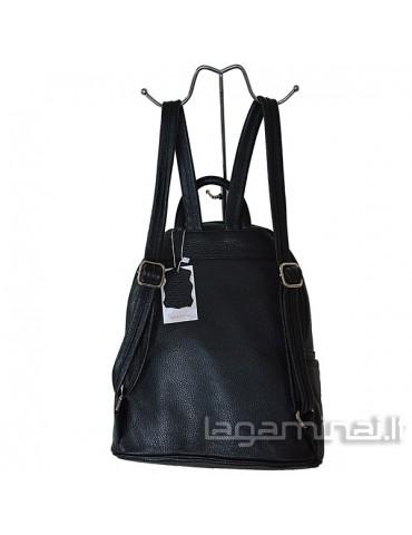 Women's backpack KN8485 BK