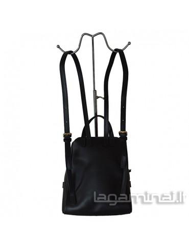 Women's backpack KN8700 BK