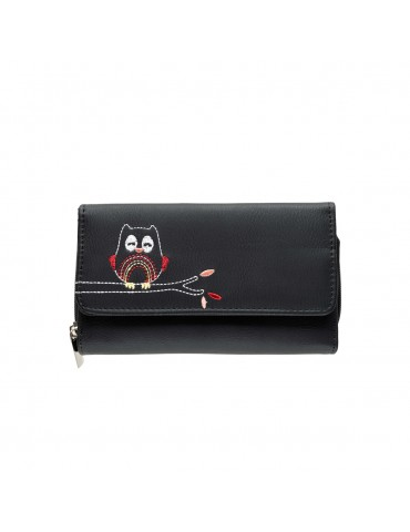 Wallet Nicole Brown PS157 BK