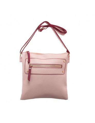 Handbag Nicole Brown FB191 PK
