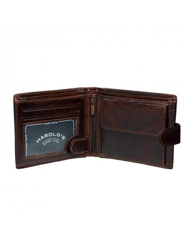 Vyriška piniginė HAROLD'S 5546