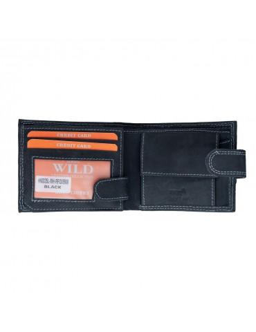 Vyriška piniginė WILD P0035L