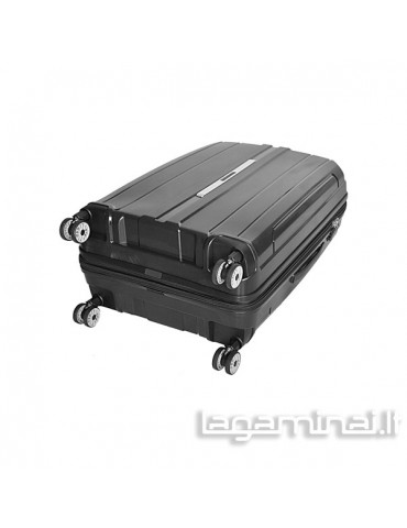 Luggage set SNOWBALL 83803 BK