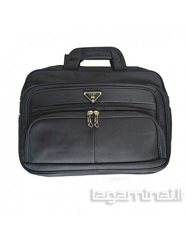 Document bag LUMI 3936  BK