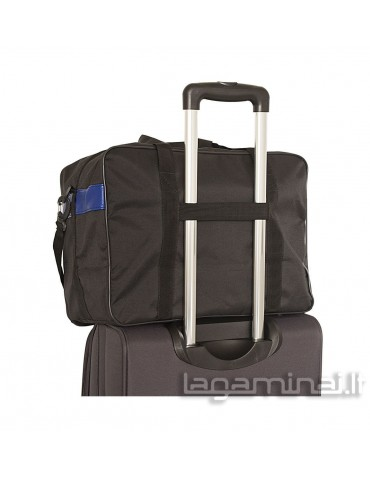 Travel bag W502 BK/BL...