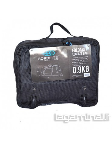 Travel bag with wheels TB38 BK