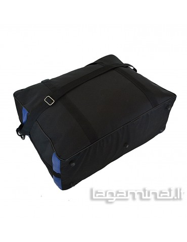 Travel bag W501 BK/BL...