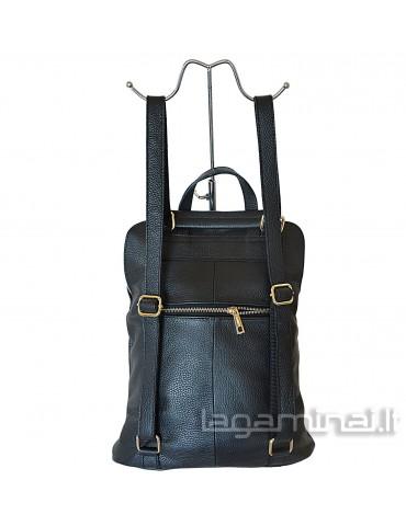 Women's backpack KN75 BK