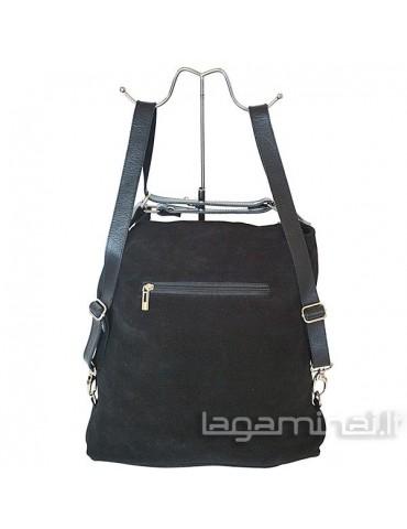 Women's backpack RZ66 BK
