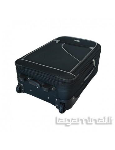 The average suitcase...