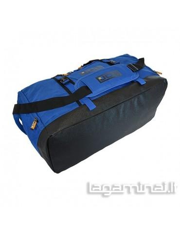 Travel bag  JCB 004L BL 49,5 L