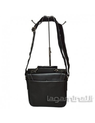 Men's handbag ORMI 3887 BK
