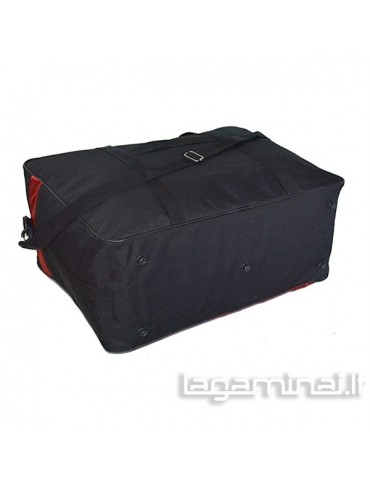 Travel bag W501-1 BK/RD...
