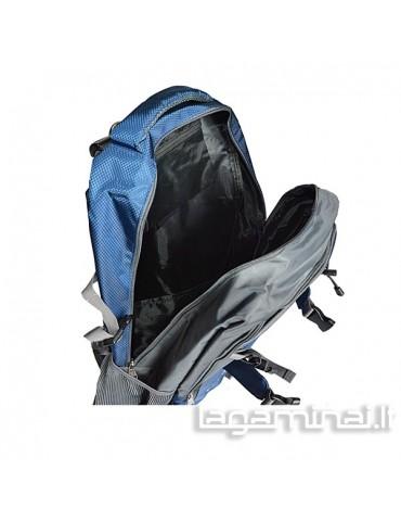 Backpack  622 BK/BL 55 cm...