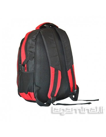Travel backpack ORMI 1805 RD