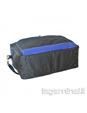 Travel bag W501-1 BK/BL...