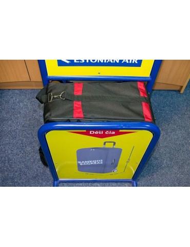 Travel bag W501 BK/BN...