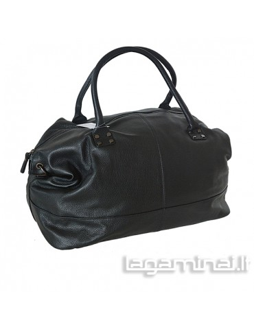 Natural leather travel bag...