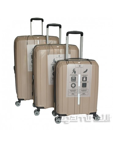 Luggage set  SNOWBALL 83803 TP