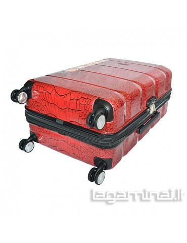 Luggage set  SNOWBALL 72403 RD